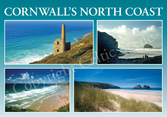 Cornwalls north coast
