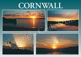 Cornwall sunrises